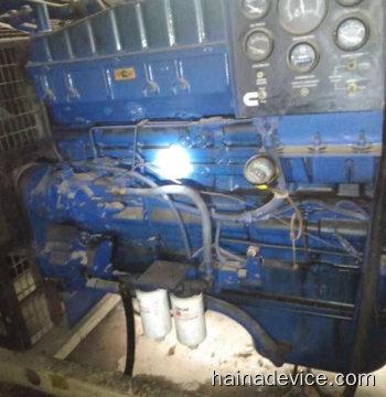 工厂备用机康明斯发电机310KW